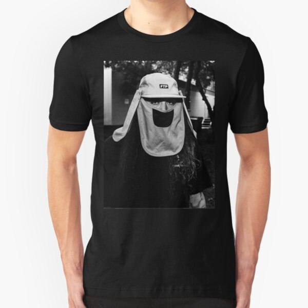 Ruby da Cherry - LOLLAPALOZA SuicideboyS Slim Fit T-Shirt
