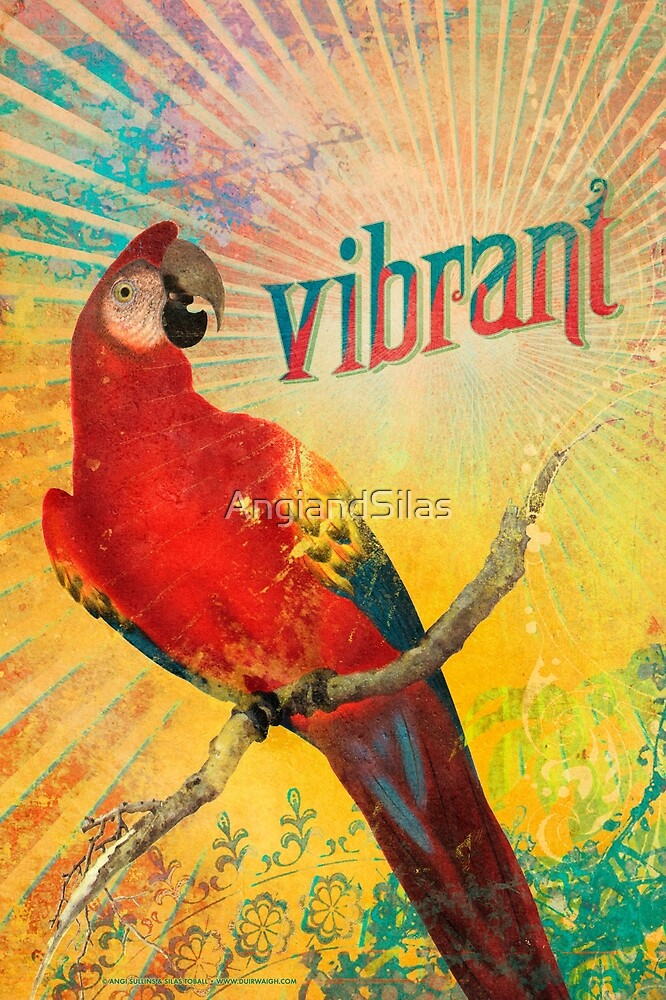 Vibrant by AngiandSilas