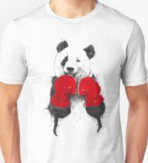 Boxing Panda T-Shirt