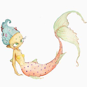 Little Mermaid by TiZ83