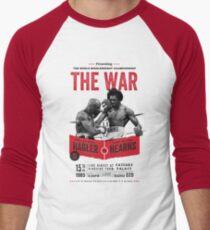 Hagler vs Hearns Boxing T-shirt Men's Baseball ¾ T-Shirt