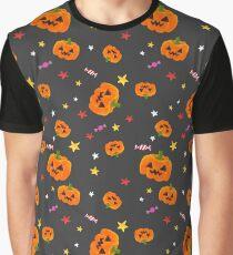 Jack O Lantern Party Graphic T-Shirt