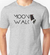 Camiseta ajustada Caminata en la luna - Michael jackson camiseta
