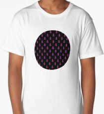 Lorraine pattern Long T-Shirt