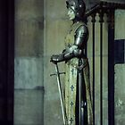Jean d'Arc Cathedral Reims France 19840823 0025 by Fred Mitchell