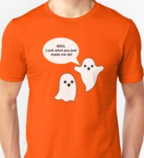 Boo Look What You Just Made Me Do T-Shirt