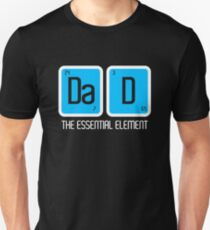 DAD THE ESSETIAL ELEMENT GIFT T-Shirt