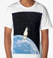space Long T-Shirt