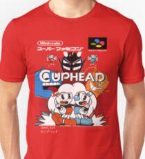 Cuphead Super Famicom Style T-Shirt