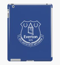 Crest - Everton F.C. iPad Case/Skin