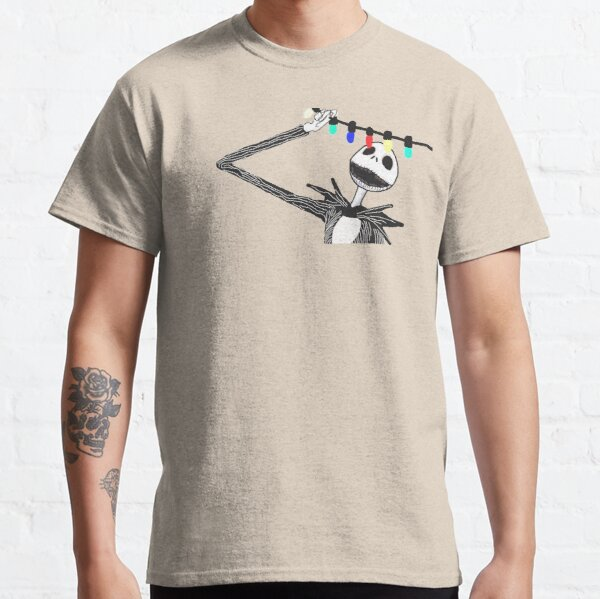 Nightmare before Christmas Classic T-Shirt