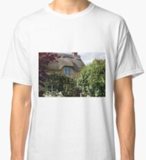 An English Country Cottage 2 Classic T-Shirt