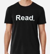 Read Premium T-Shirt