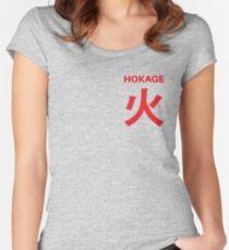 Hokage T-Shirt Women's Fitted Scoop T-Shirt