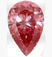 Pink Diamond | Fashion Poster