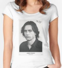 The Disaster Artist Women's Fitted Scoop T-Shirt