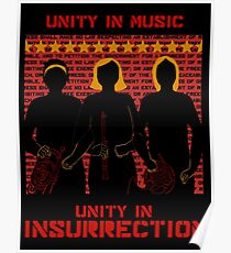 Musical Insurrectionists Poster