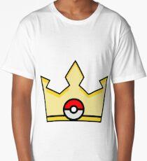 Poke-CROWN Long T-Shirt