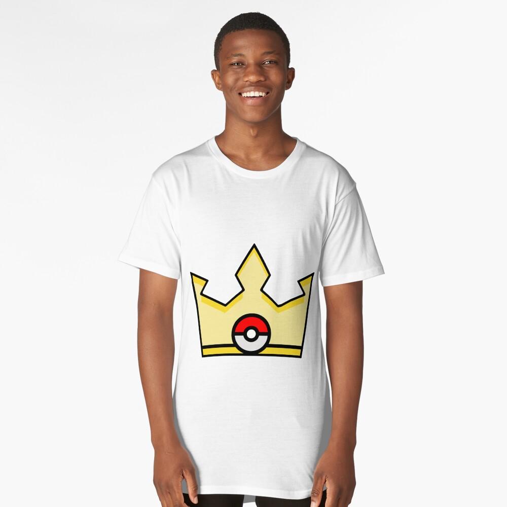 Poke-CROWN Long T-Shirt Front