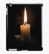 Candle iPad Case/Skin