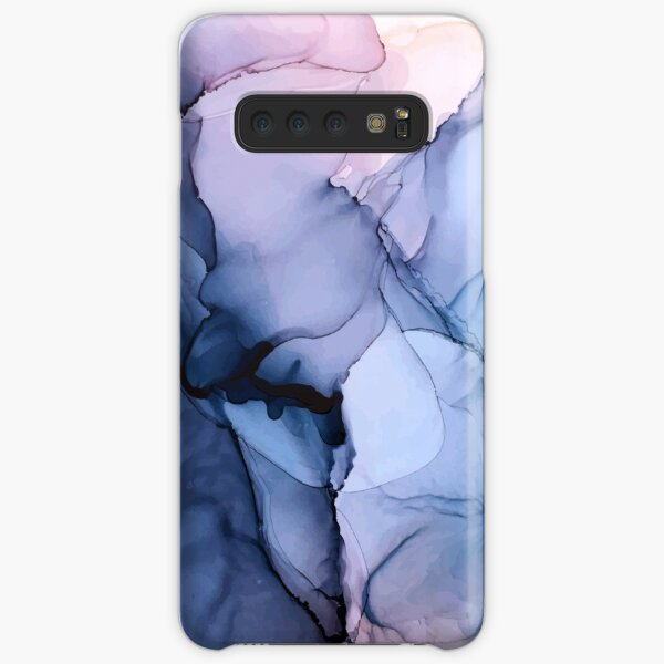 Captivating 1 - Alcohol Ink Painting Samsung Galaxy Snap Case