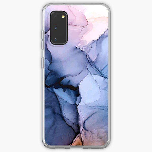Captivating 1 - Alcohol Ink Painting Samsung Galaxy Soft Case