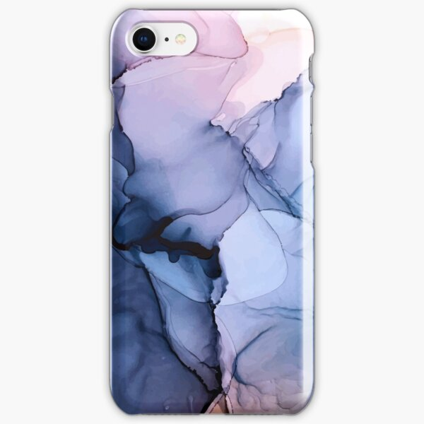 Captivating 1 - Alcohol Ink Painting iPhone Snap Case