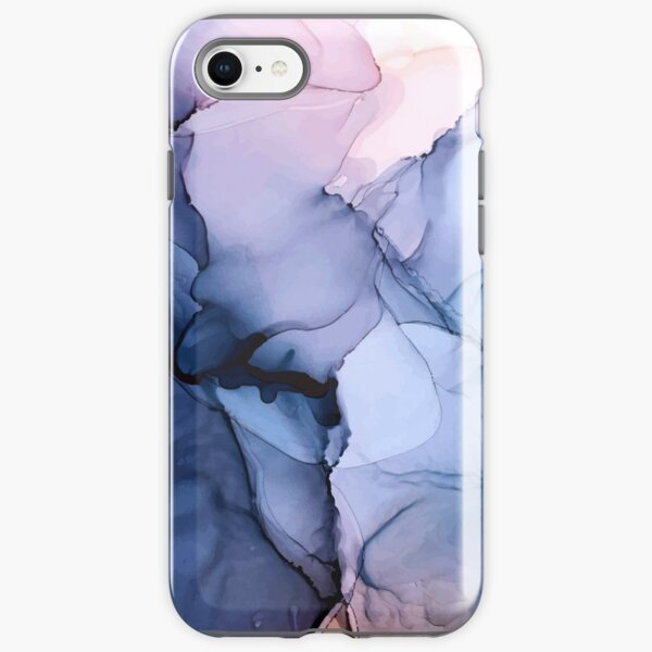 Captivating 1 - Alcohol Ink Painting iPhone Tough Case