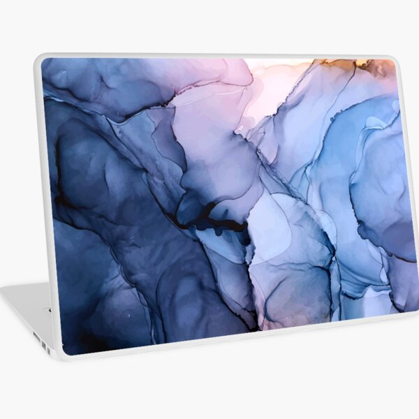 Captivating 1 - Alcohol Ink Painting Laptop Skin