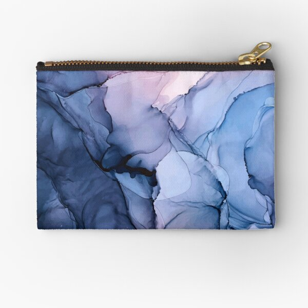 Captivating 1 - Alcohol Ink Painting Zipper Pouch