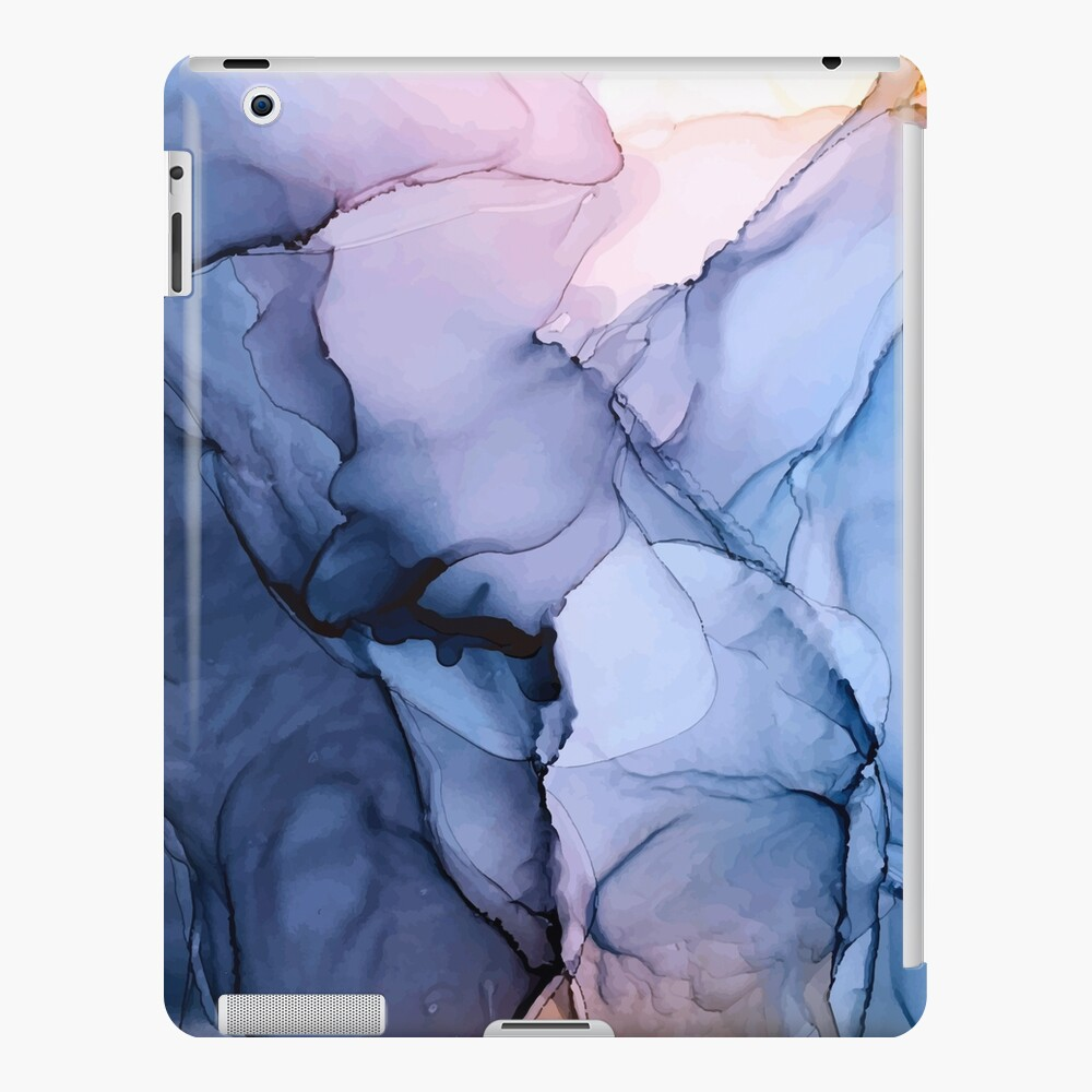 Captivating 1 - Alcohol Ink Painting iPad Case & Skin