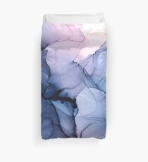 Captivating 1 - Alcohol Ink Painting Duvet Cover