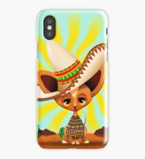 Chihuahua Tiny Lazy Puppy Mexican Dog iPhone Case/Skin
