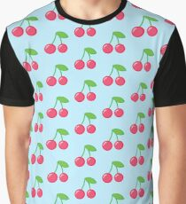 cherry Graphic T-Shirt