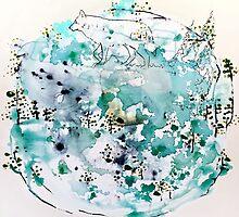 Vandrer by Randi Antonsen