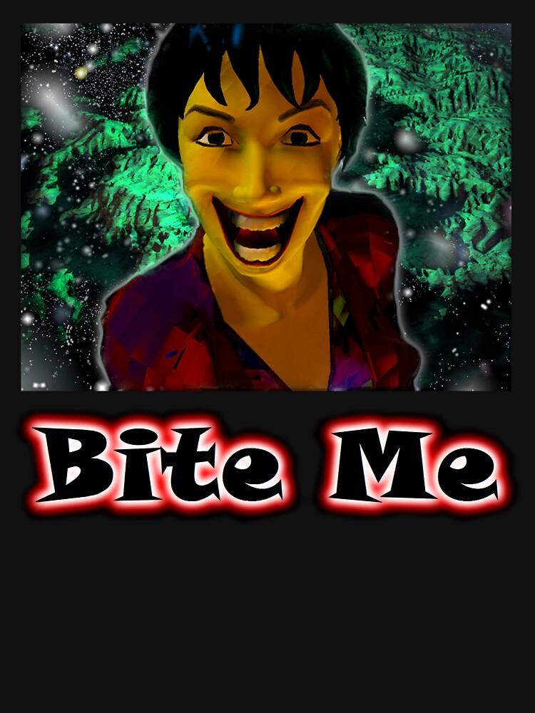 Bite Me by DaveMartsolf
