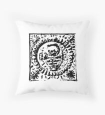 death is death Floor Pillow
