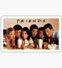 FRIENDS STICKER Sticker