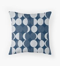 Moon Phases / repeat pattern Floor Pillow