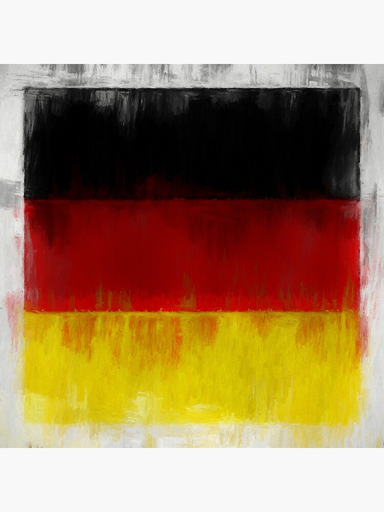 German Flag No. 2, Series 2 by 8th-and-f