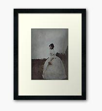 Longing Framed Print