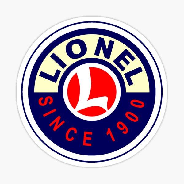Lionel Vintage Scale Model Trains USA Sticker