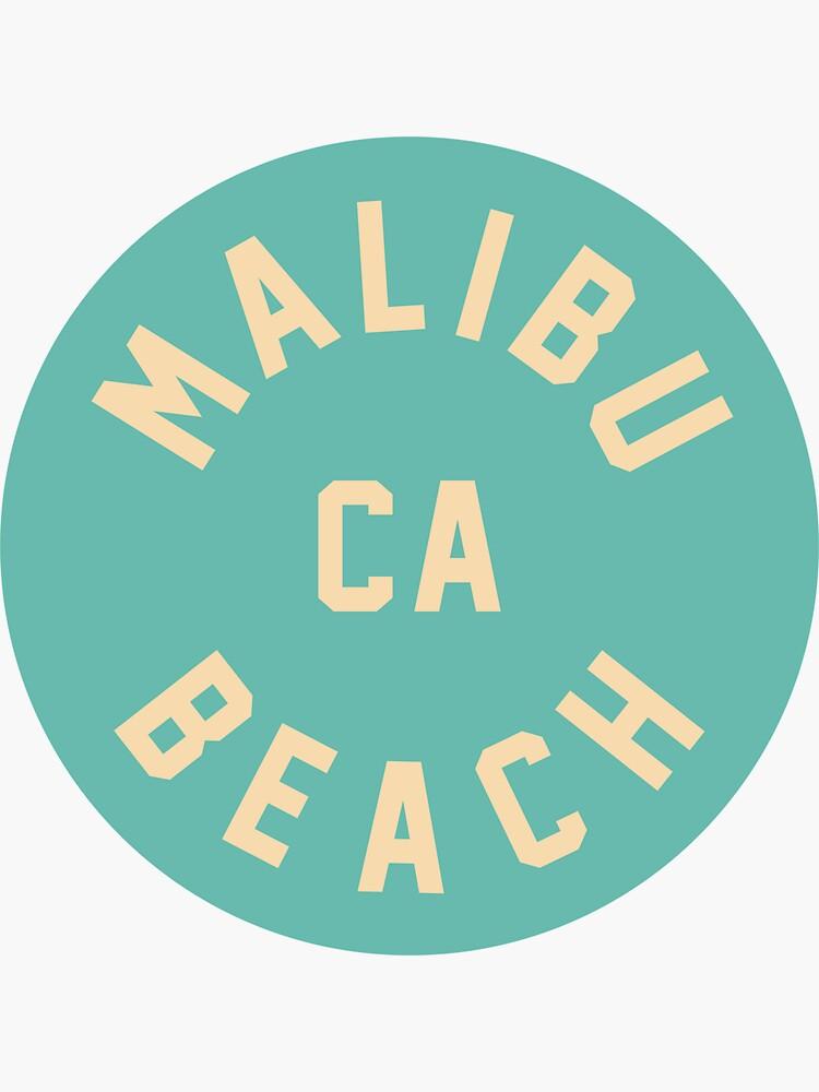 Malibu Beach - California by JamesShannon