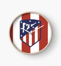 Crest - Atlético Madrid Clock