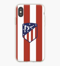 Crest - Atlético Madrid iPhone Case