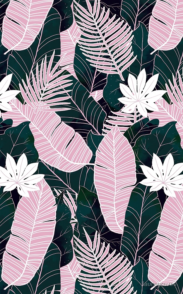 leaves // aloha  by lauragraves
