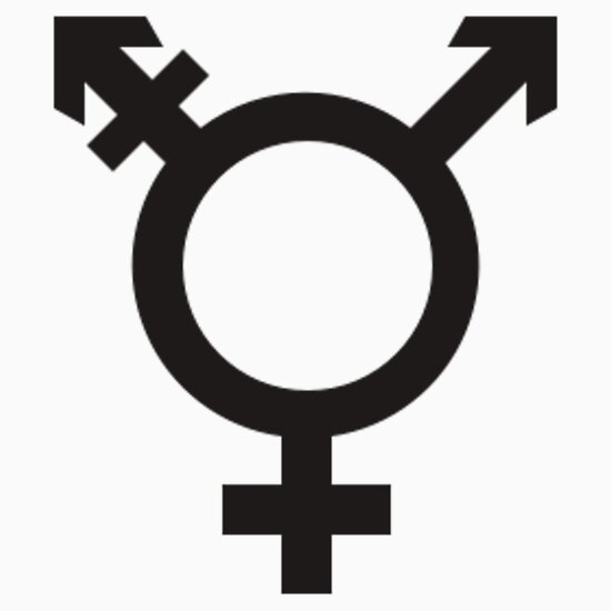 Gender symbol vector illustration with various color ...