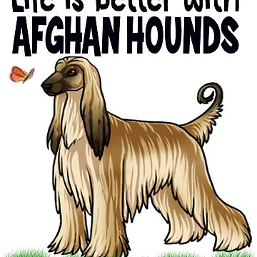 Afghan Hounds-Girls For Christmas shirt by nguyenhuyen