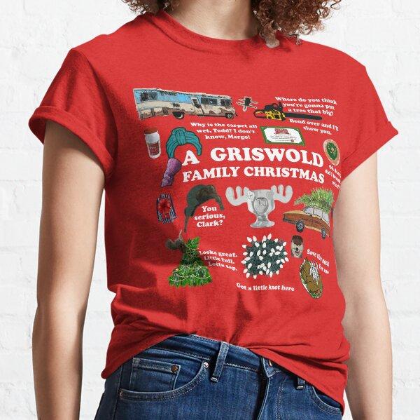 Christmas Vacation T Shirts Redbubble