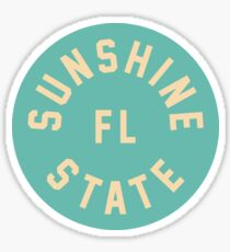 Sonnenstaat - Florida Sticker